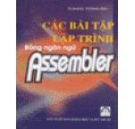 Các bài tập lập trình bằng ngôn ngữ Assembler