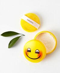 Phấn bột kiềm dầu Innisfree No Sebum Mineral Powder Emoji Limited Edition 5g