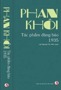 Phan Khôi – Tác phẩm đăng báo 1935