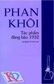 Phan Khôi Tác Phẩm Đăng Báo 1932