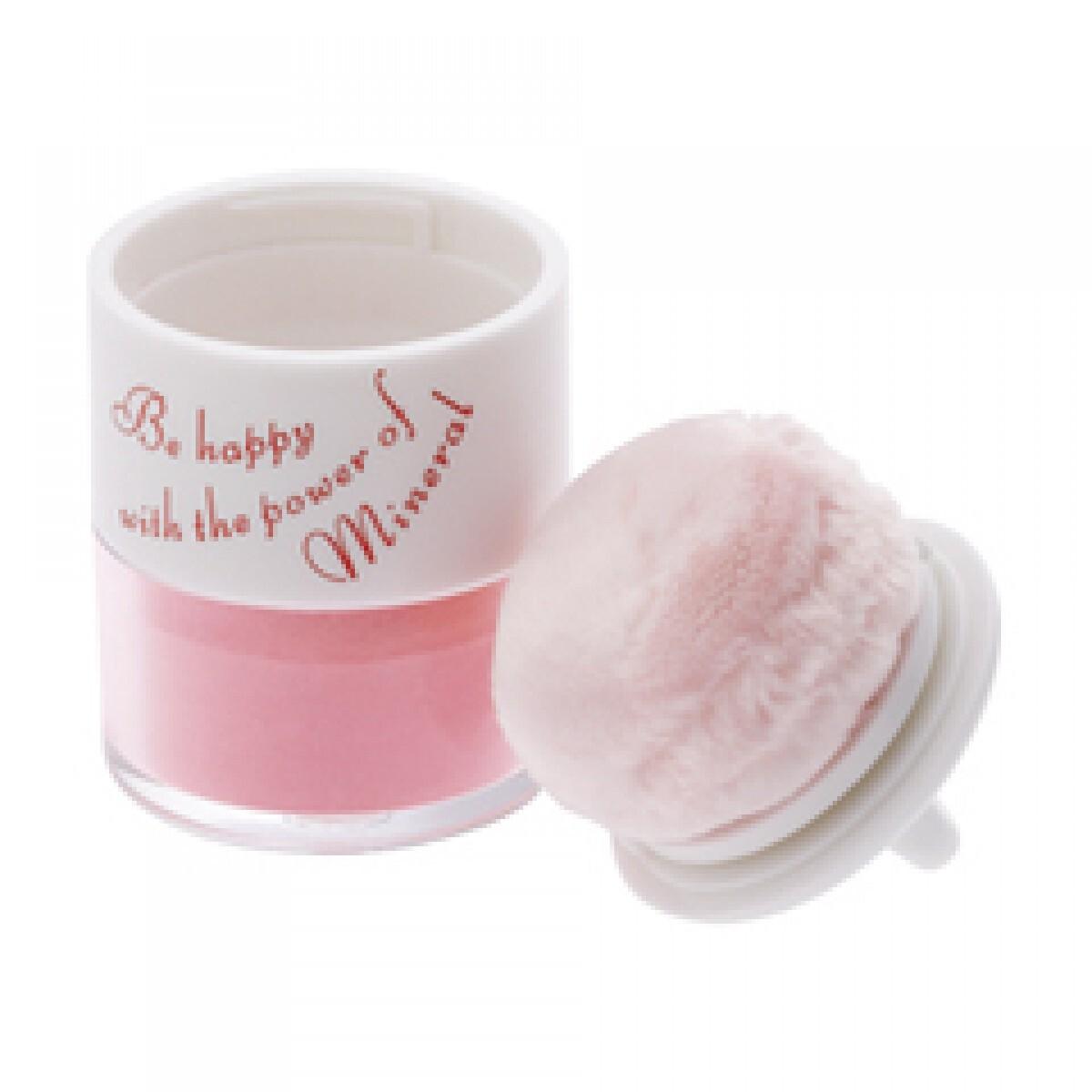 Phấn má dạng bột Shiseido Integrate Mineral Cheek Powder