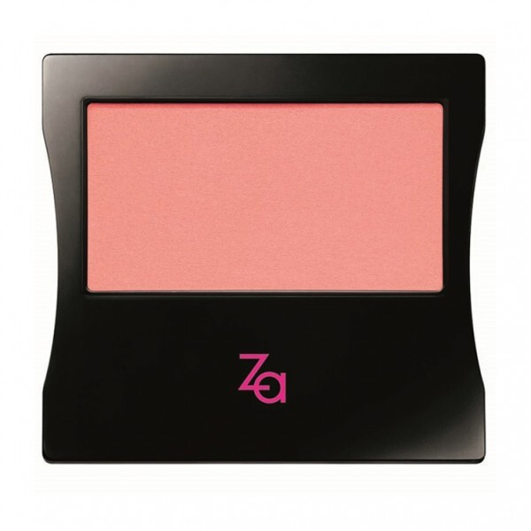 Phấn má dạng nén Za Cheeks Groovy #03 Pink Petal 4g