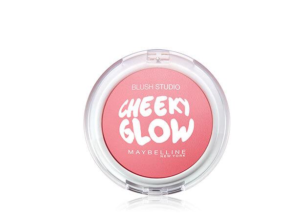 Phấn má hồng Cheeky Glow Blush – Maybelline