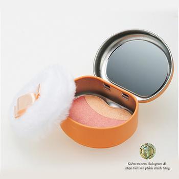 Phấn má hồng dạng quả táo Apple can multi blusher SPF50 PA+++ số 4 8.5g