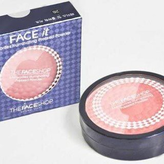 Phấn má hồng Face It The Face Shop