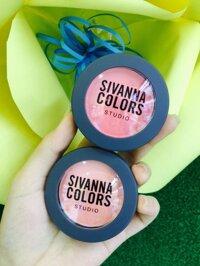 Phấn má hồng Make up Studio Sivanna Colors