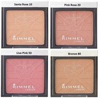 Phấn má hồng Rimmel Lasting Finish Soft Colour Mono Blush