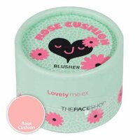Phấn má hồng The Face Shop Lovely MEEX Pastel Cushion Blusher