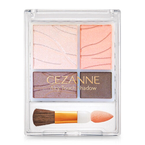 Phấn mắt Cezanne Airy Touch Shadow tông màu 2