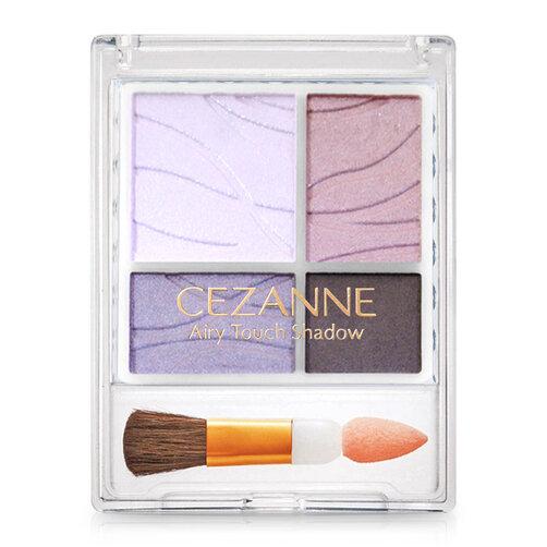 Phấn mắt Cezanne Airy Touch Shadow tông màu 3