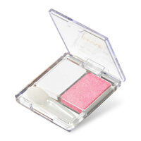 Phấn mắt Cezanne Two - Color Eyeshadow Lame Series #2 3.8g