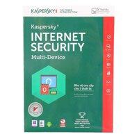 Phần mềm Kaspersky Internet Security KIS5U