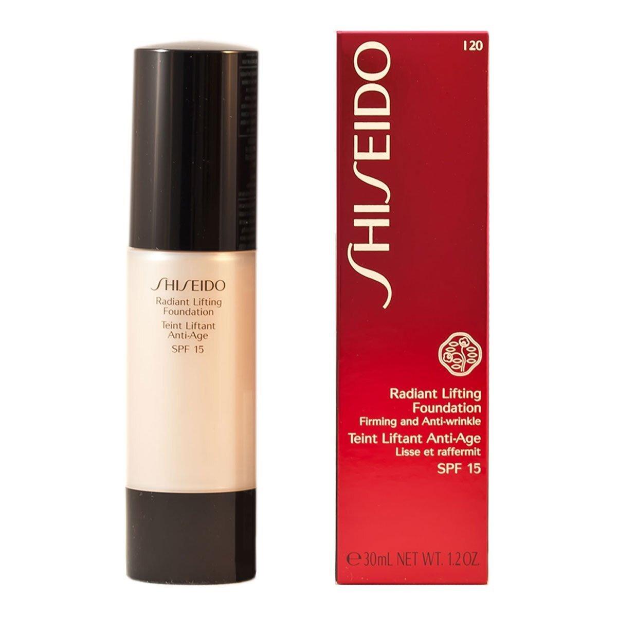 Phấn nền dạng lỏng Shiseido Radiant Lifting Foundation 30ml