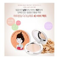 Phấn nền Too Cool For School Sienna Silky BB Pact SPF30 PA+ 12g