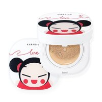 Phấn nước Karadium Pucca Love Edition Moisture Cover Cushion
