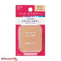 Phấn phủ Aqualable Shiseido