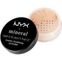 Phấn phủ NYX Mineral Finishing Powder