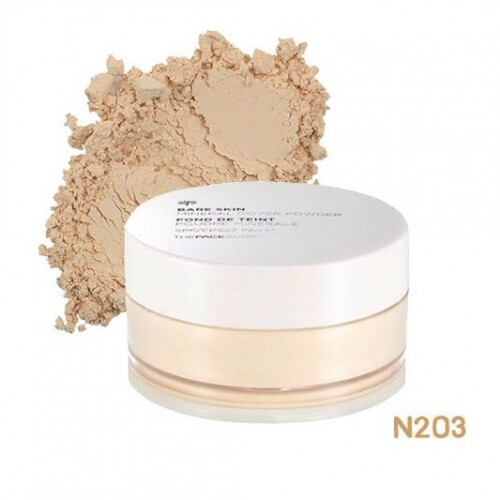 Phấn phủ Thefaceshop Bare skin mineral cover powder