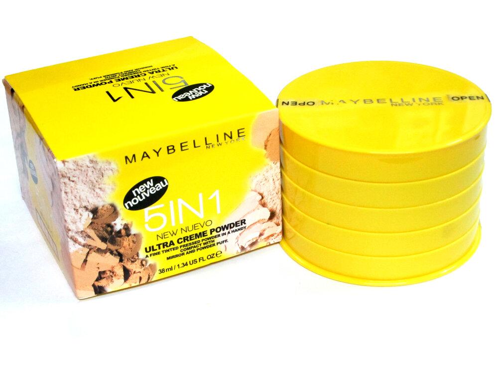 Phấn phủ trang điểm Maybelline - 5 tầng