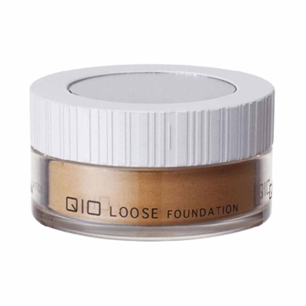 Phấn phủ trang điểm QIO Loose Foundation SPF15 12g