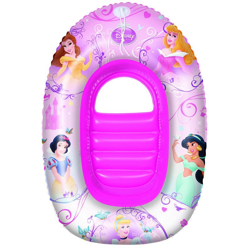 Phao bơi hình thuyền Disney princess 91044B