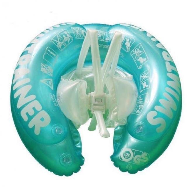 Phao kẹp nách tập bơi cho bé Swimtrainer Classic