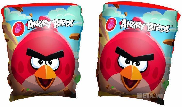 Phao tay Angrybird Bestway 96100