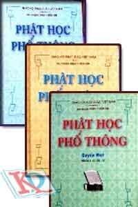 Phật Học Phổ Thông - (bộ 3 tâp )
