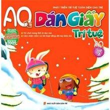 Phát triển trí tuệ toàn diện cho trẻ: Dán giấy trí tuệ AQ (T2)