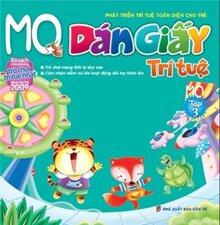 Phát triển trí tuệ toàn diện cho trẻ: Dán giấy trí tuệ MQ (T3)