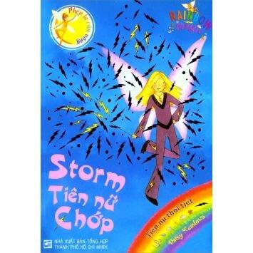 Phép lạ cầu vồng - Tiên nữ thời tiết: Storm - Tiên nữ Chớp - Daisy Meadows