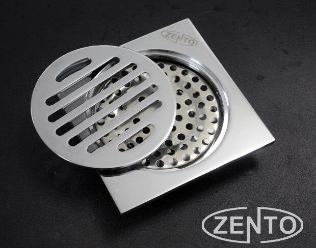 Phễu thoát sàn chống mùi hôi Zento ZT608