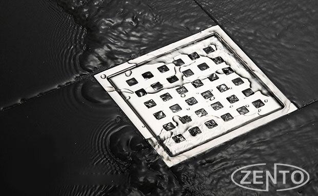 Phễu thoát sàn chống mùi hôi inox Zento ZT656-2U