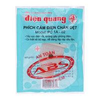 Phích cắm điện chân dẹt Điện Quang PC 1A-02
