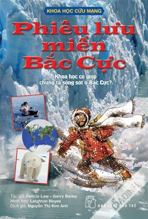 Phiêu lưu miền Bắc Cực