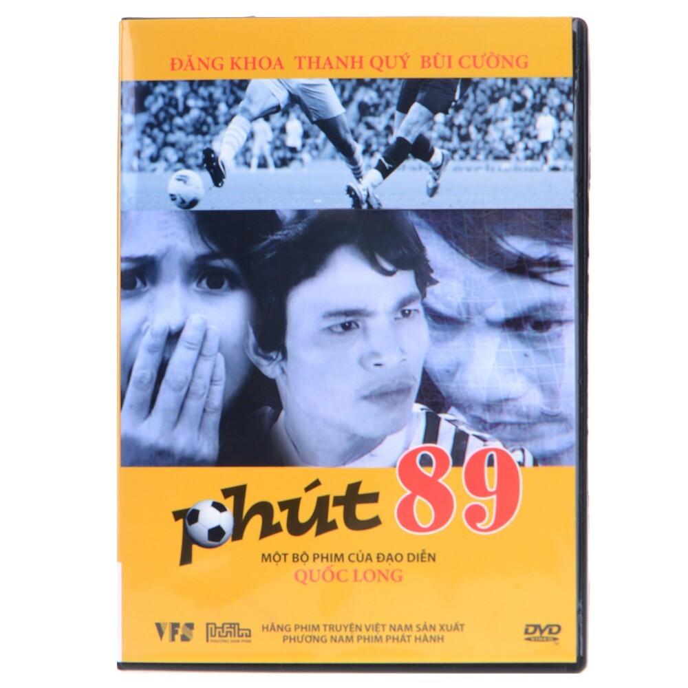 Phim Việt Nam – Phút 89 (DVD)