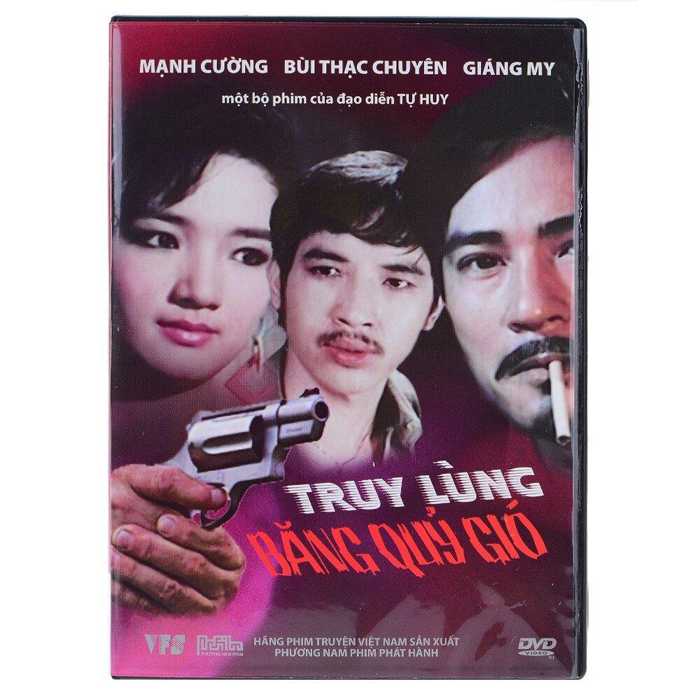 Phim Việt Nam - Truy Lùng Băng Quỷ Gió (DVD)