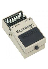 Phơ guitar Boss Equalizer GE-7
