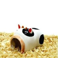 Phòng ngủ hình con bò sữa-dành cho Hamster-AM061