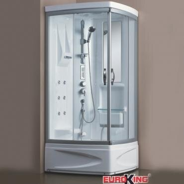 Phòng tắm xông hơi Euroking EU 8600