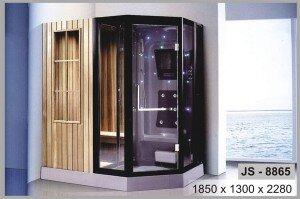 Phòng tắm xông hơi massage FS-8865