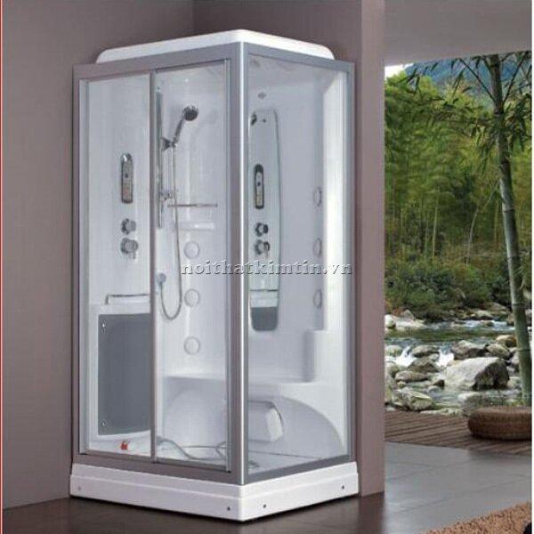 Phòng tắm xông hơi massage Euroking EU-8037