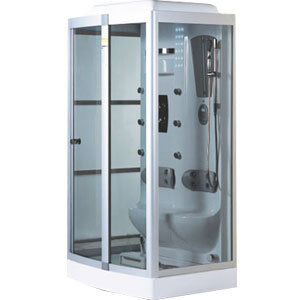 Phòng tắm xông hơi Nofer VS-803ABS