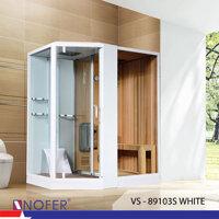 Phòng tắm xông hơi Nofer VS-89103S