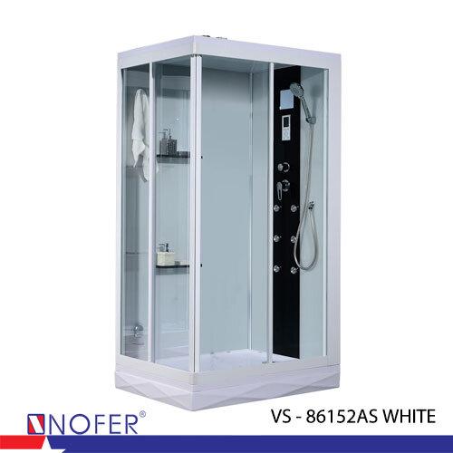 Phòng tắm xông hơi Nofer VS-86152AS