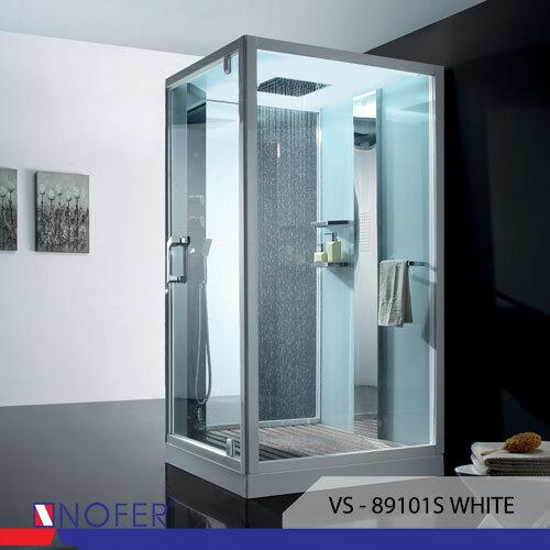 Phòng tắm xông hơi Nofer VS-89101S