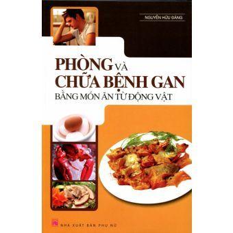 Phòng và chữa bệnh gan bằng món ăn từ động vật – Nguyễn Hữu Đảng