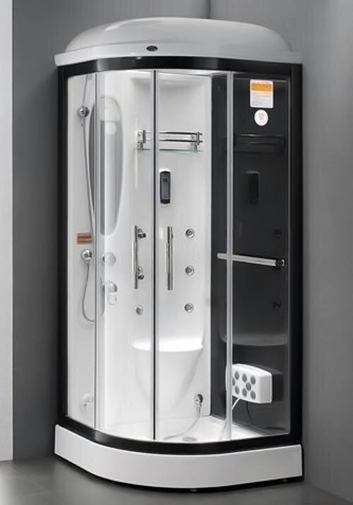 Phòng xông hơi Euroking EU-838 - Xông hơi ướt, Massage