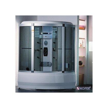Phòng xông hơi ướt Nofer VS-808P