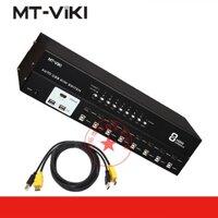 Phụ kiện Hdmi KVM Switch MT ViKI MT-2108HL